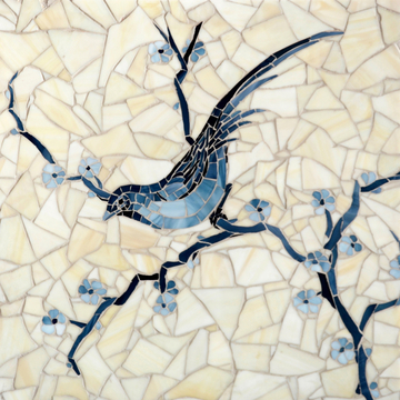 Chinoiserie pattern by New Ravenna