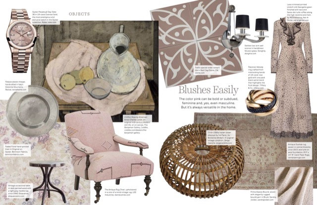 Cle Cement Tile in Milieu Mag