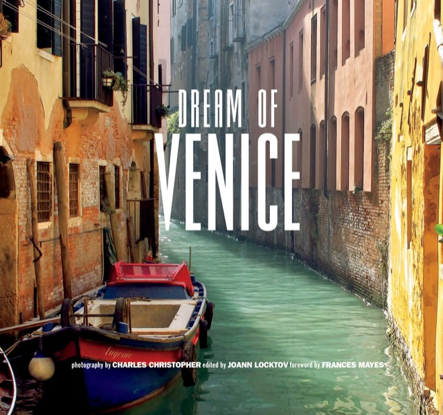 Dream of Venice cover