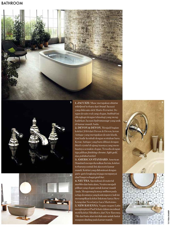 New Ravenna in Elle Indonesia