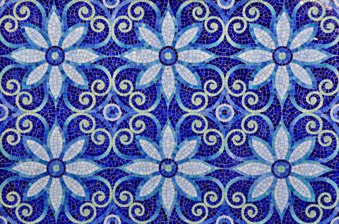Natasha pattern by New Ravenna