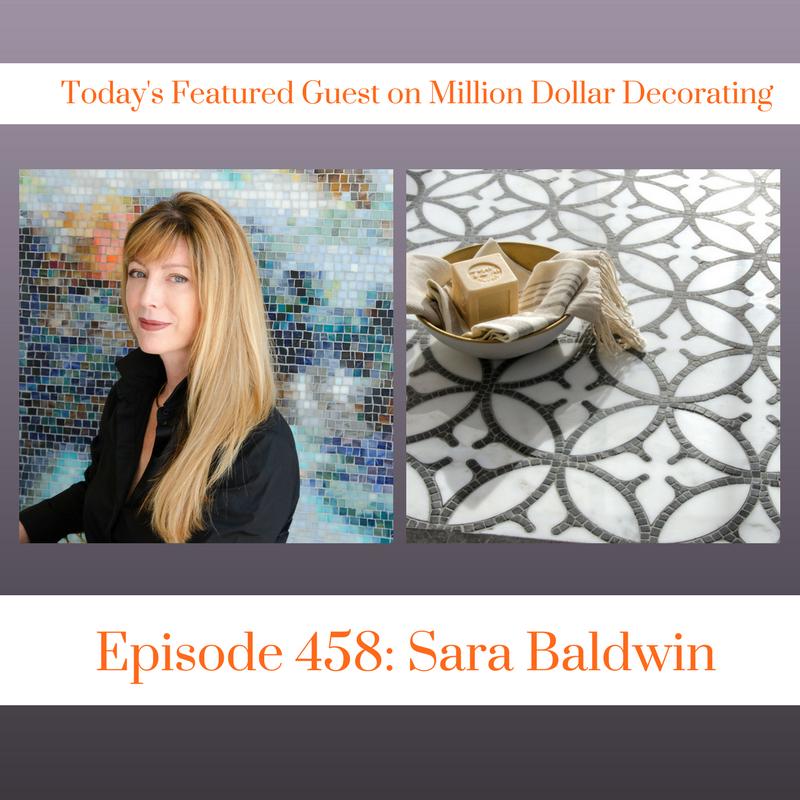 Sara Baldwin Million Dollar Decorating