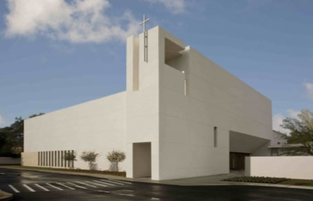 Alfonso Architects wins an award for the Tampa Covenant Church